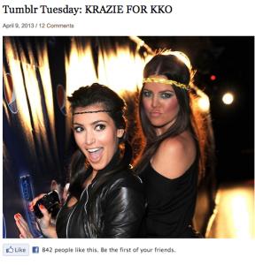 Kardashian Marketing