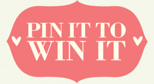 Pin It To Win It Contests