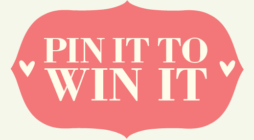 Pin it 2 win it contests and sweepstakes