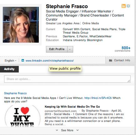 Administrative Professional Resume Profile