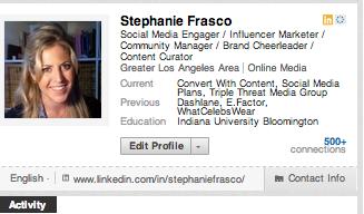 linkedin profile tips enhance your online presence