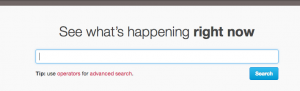 How To Use Twitter To Search