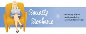 Socially Stephanie Social Media