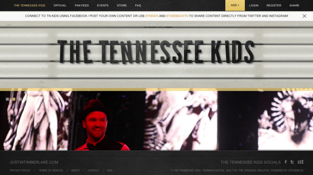 TennesseeKidsMemberSite