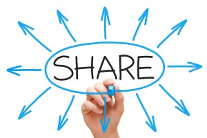 5 Tips For Sharing Your Blog Posts