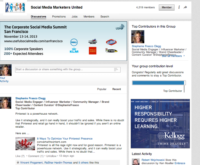 How To Be A Top Contributor On LinkedIn