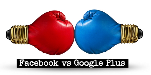 FacebookvsGooglePlus