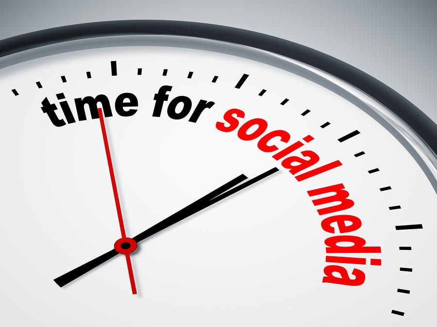 Social Media Marketing Time Management