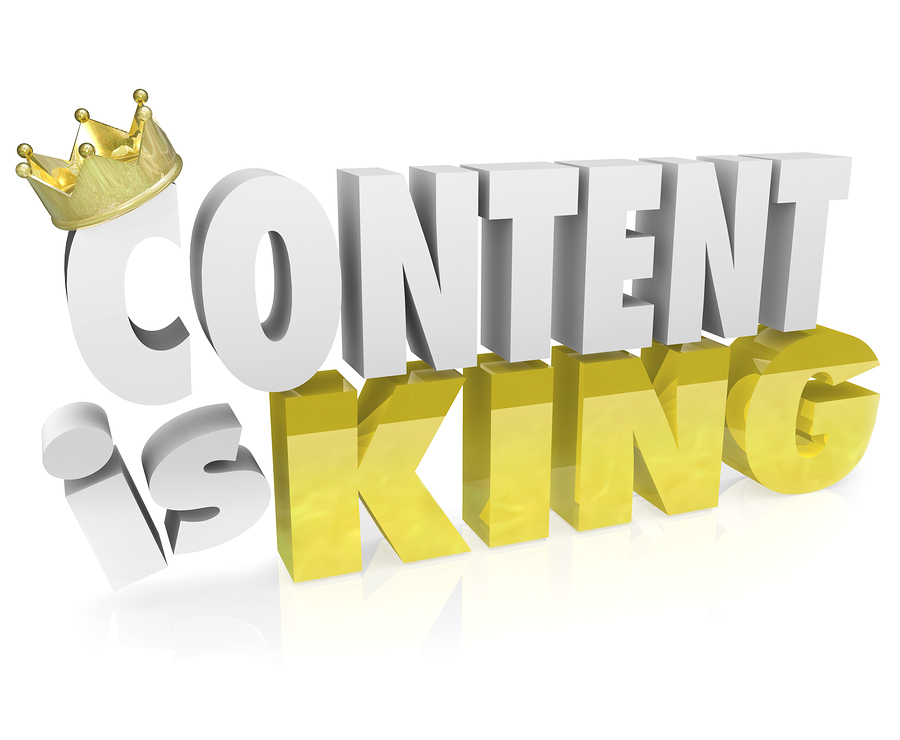 Why Content Will Always Be King