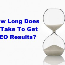 How Long Does It Take To Get SEO Results?