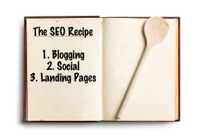 The SEO Formula Recipe