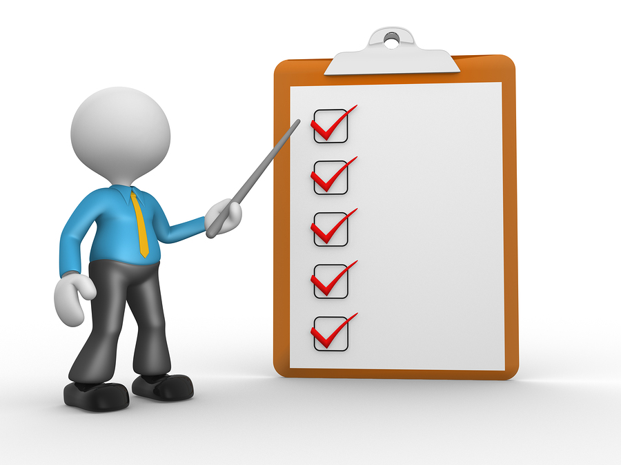 The Complete Small Business Web Marketing Checklist