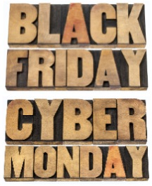 Black Friday & Cyber Monday Web Marketing Ideas