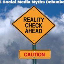 16 Social Media Myths Debunked