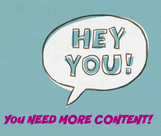 Top 21 Reasons You Need More Content To Increase Sales