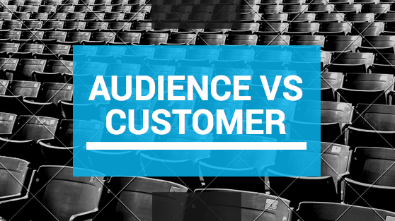 Audience vs Customer