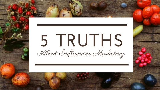 5 Truths About Influencer Marketing - adult sex toy parties