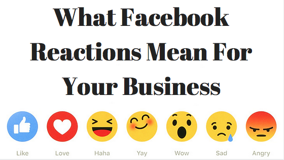Facebook Reactions & What It Means For Small Businesses - adult sex toy parties